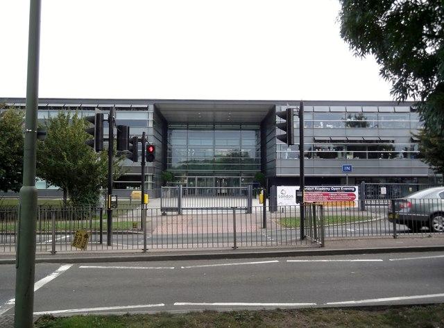London Academy, Spur Road, Edgware