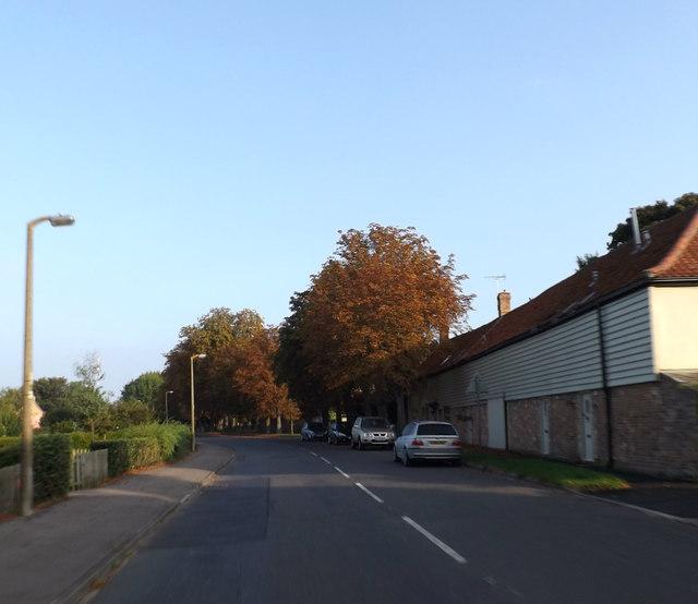 B1085 High Street, Chippenham