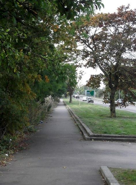 Watford Bypass, Edgware