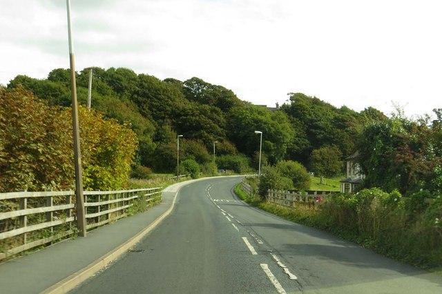 Park Lane to Preesall