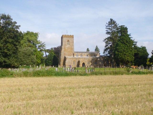 Flore, All Saints' Church