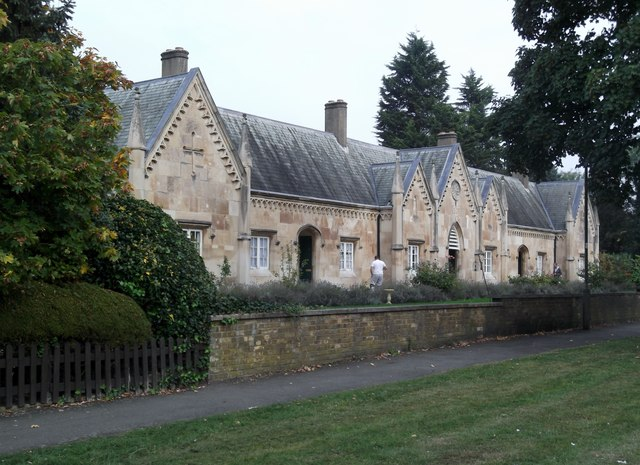 Day's Almshouses, Stonegrove, Edgware