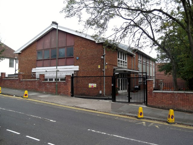 Yeshurun Federation Synagogue, Fernhouse Gardens, Edgware