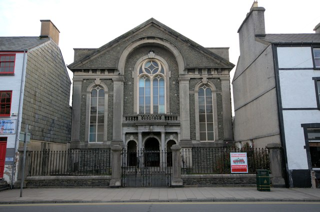 Salem Welsh Independent Chapel,Porthmadog