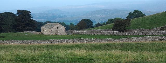 Field on east side of A683