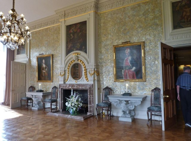 Interior of Stansted House