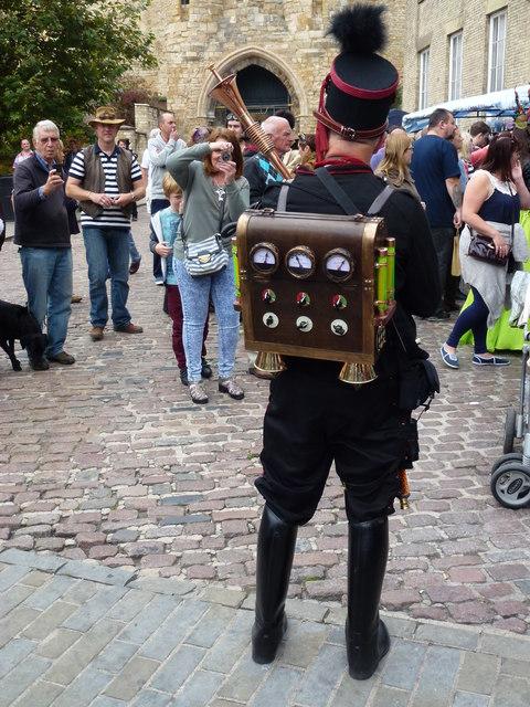 Steampunk festival in Lincoln 2014 - Photo 51