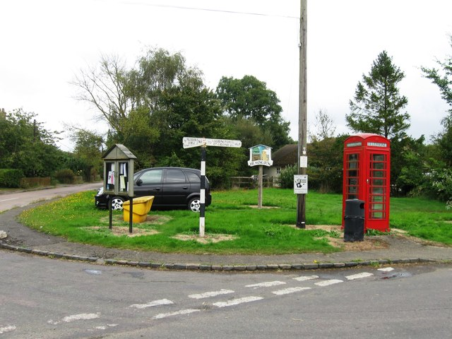 Village green, Hemington