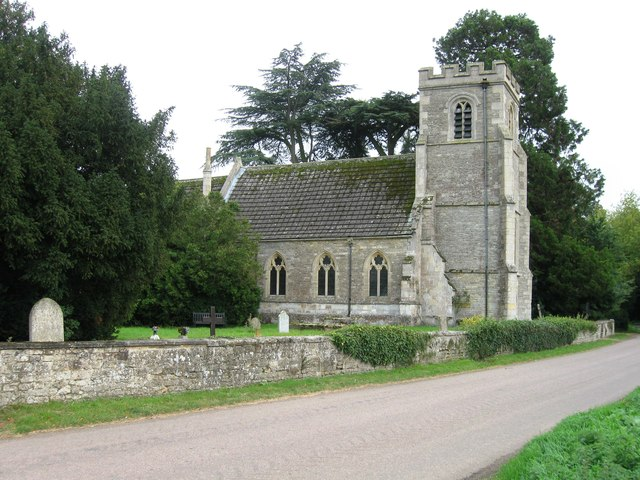 Hemington Church