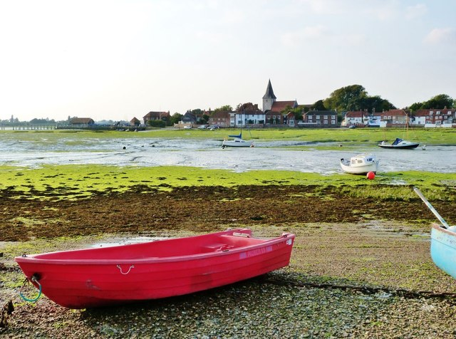 Bosham from across the creek 2