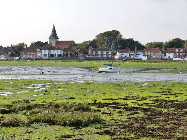 Bosham from across the creek 3