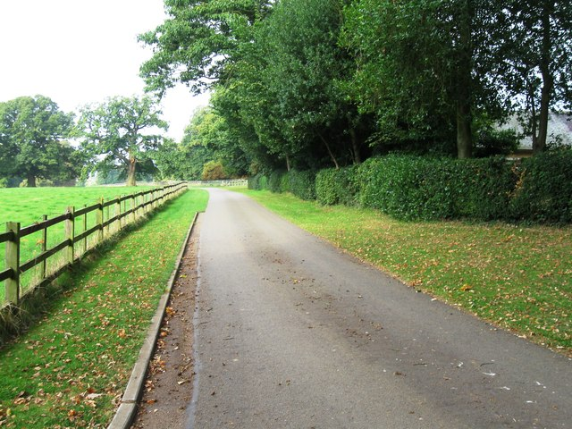 Access to Moulton Grange