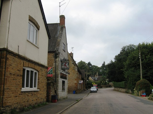 The Griffin, Pitsford