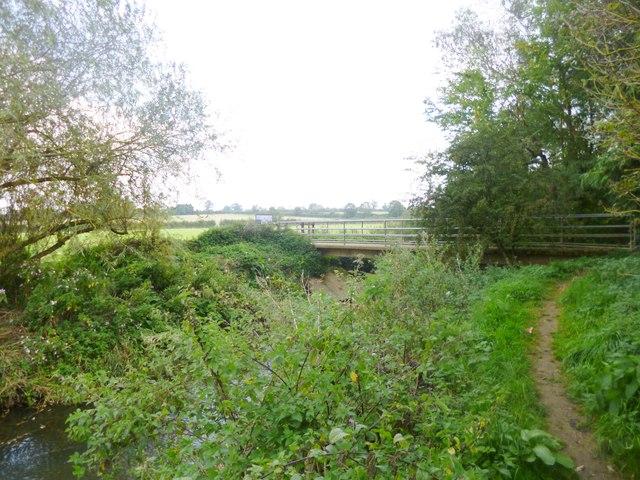 Upper Heyford, bridge