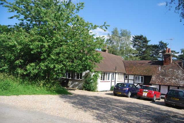House off Chiddingstone Rd