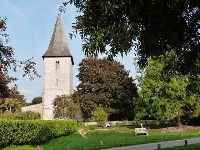 Holy Trinity Church, Bosham, West Sussex