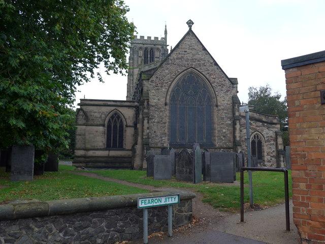 An early morning visit to Loughborough Parish Church (7)
