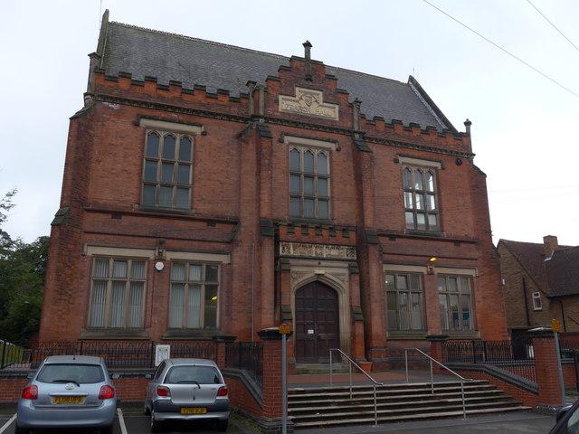 Fearon Hall, Rectory Road