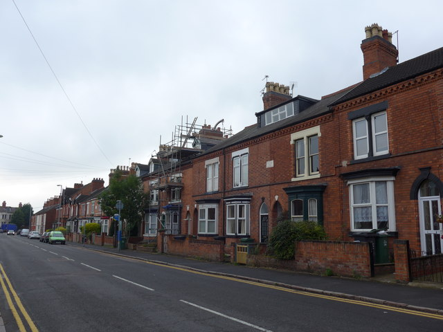 Houses in Toothill Road