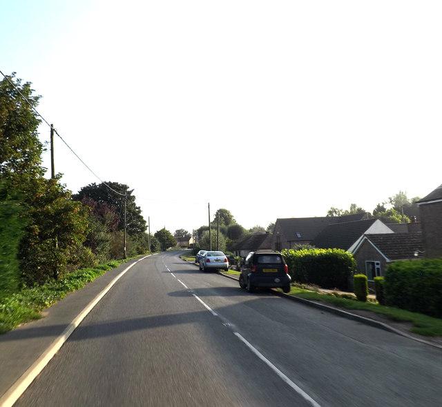 B1382 Main Street, Prickwillow