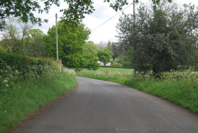 Bend, Broadwater Lane