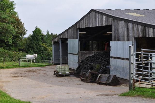 West Somerset : Gamblyn Farm