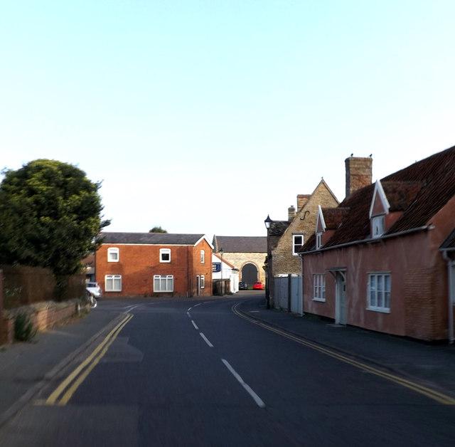 B1104 Mill Street, Isleham
