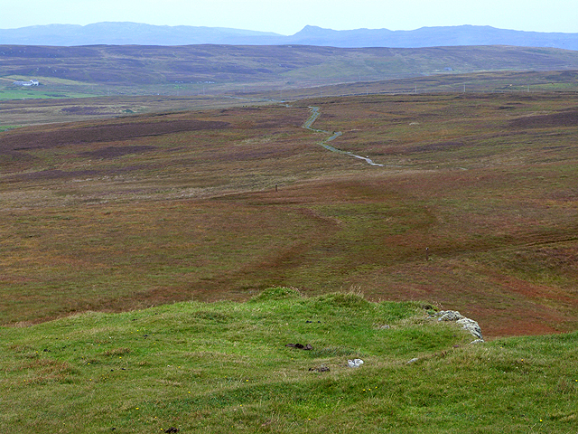 Path from the Mull of Oa