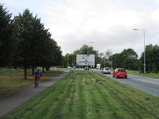 Eastern Way, Daventry