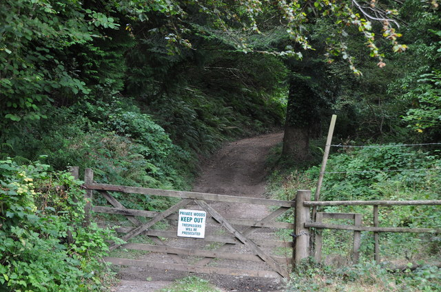 West Somerset : Small Track