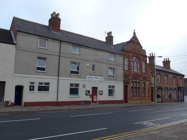 Clubs in Fennel Street