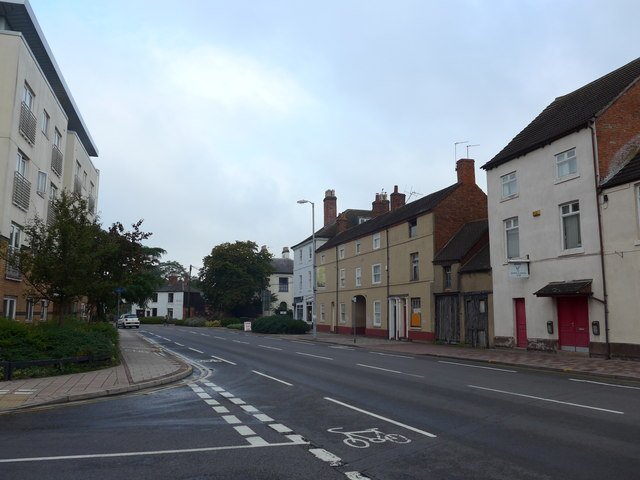 Junction of Biggin and Fennel Streets