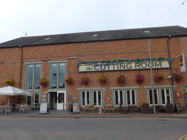 The Cutting Room, St Mary's Way