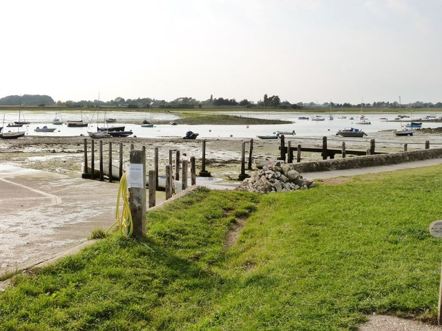 The Quay at Bosham, West Sussex