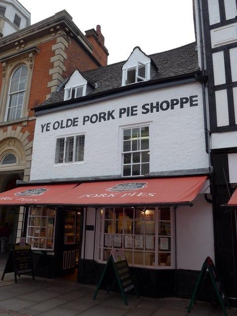 """Historic """"shoppe"""" in Nottingham Street"""