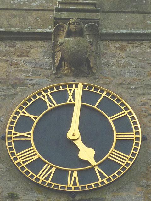Five o'clock, St Andrew's Church, Aysgarth