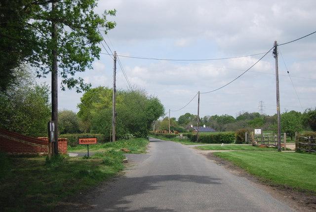 Sedgewick Lane at Oakdean