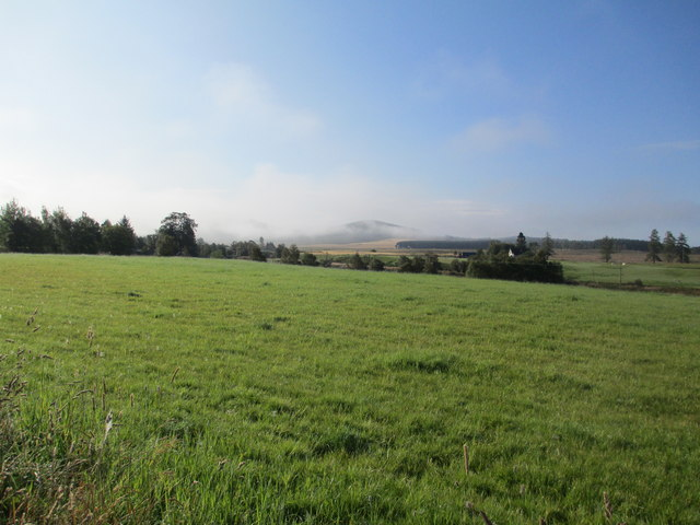 Farmland at Cromdale