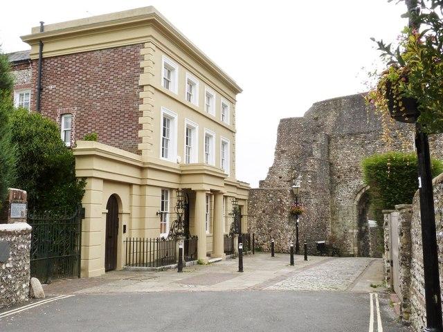 Castle Gate, Lewes