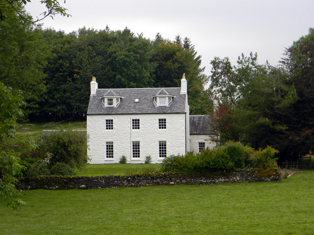 Bachuil House, Lismore