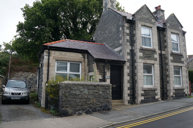 The Old Police Station on Village Road