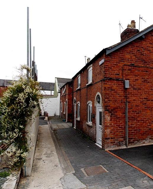 Oswald Row, Oswestry
