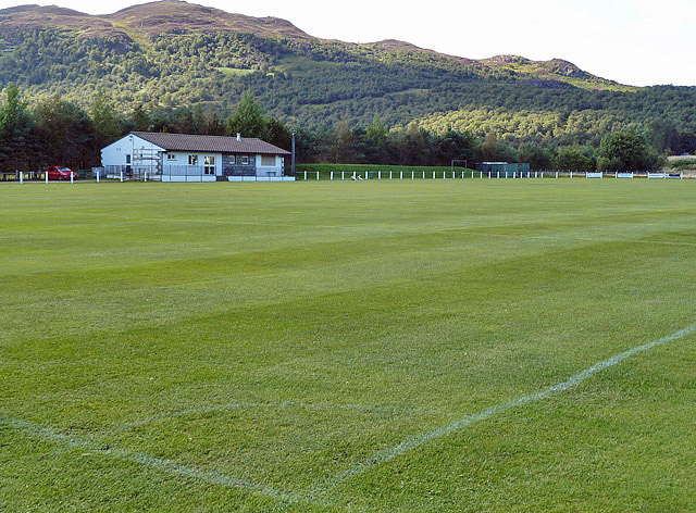 Newtonmore Shinty Ground