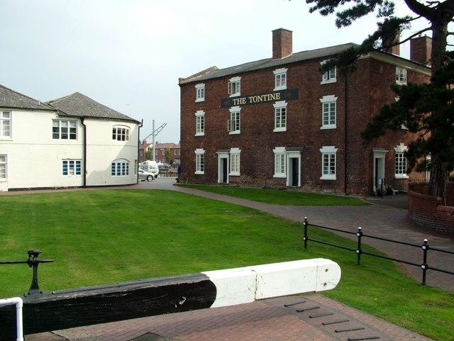 Tontine Hotel building, Stourport-on-Severn
