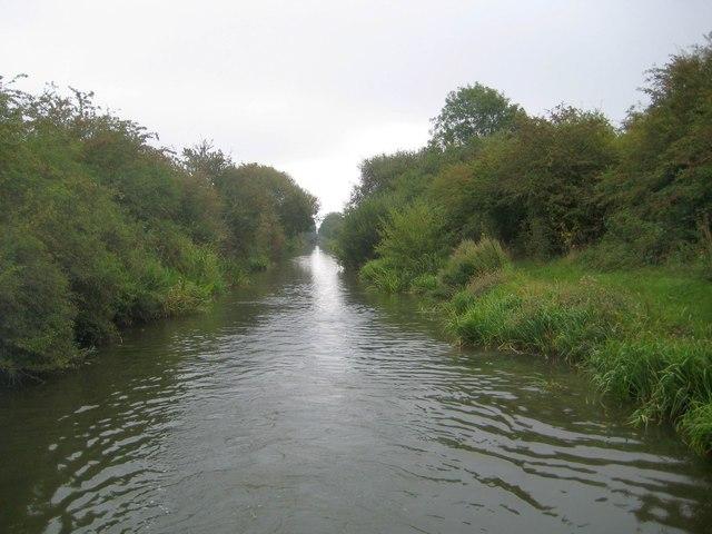 Grand Union Canal: Aylesbury Arm: Reach near Puttenham