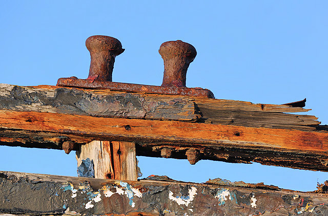 A study in decay at Burghead