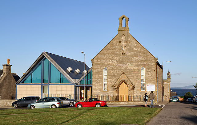 Lossiemouth Baptist Church