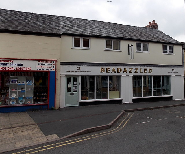 Beadazzled in Oswestry
