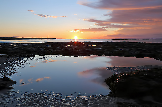 A Lossiemouth sunset