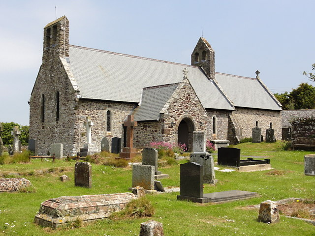 St Bridget or St Brides Church